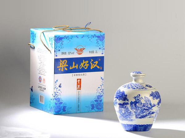 点击查看详细信息 标题:好汉青花瓷酒,180元-坛 阅读次数:578